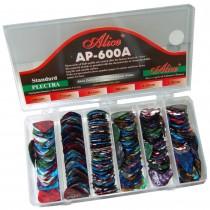 ALICE PICKBOX - 600 PICKS - CELLULOID CLEAR