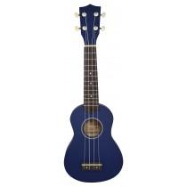 ALOHA UK400 SOPRANO UKULELE - BLUE