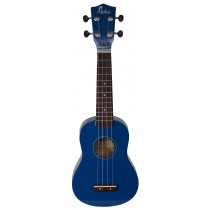 ALOHA UK300 - BLUE SOPRANO UKULELE - GIGBAG INCLUDED