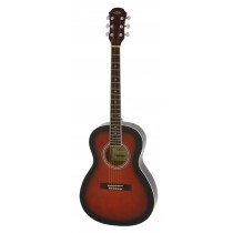 ARIA APN-15 PARLOR GUITAR IN BROWN SUNBURST