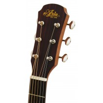 ARIA 101 ORCHESTRA SHAPE ACOUSTIC GUITAR IN TOBACCO SUNBURST