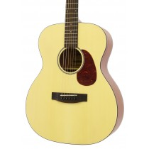 ARIA 101 ORCHESTRA SHAPE ACOUSTIC GUITAR IN MATTE NATURAL