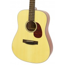 ARIA 111 DREADNOUGHT ACOUSTIC GUITAR IN NATURAL (MATTE)