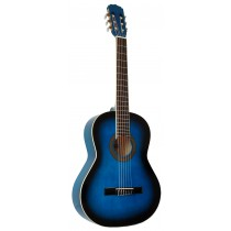 ARIA FIESTA FST200 4/4 FULL SIZE IN BLUE BURST