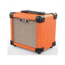 AROMA AG-10  10 WATTS ELECTRIC GUITAR CUBIC AMP IN ORANGE