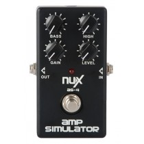 NUX AD-4 AMPLIFIER SIMULATOR