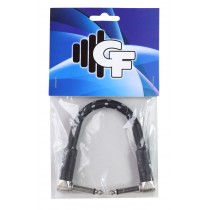 GF FAT TWEED PATCH CABLE - 6 INCH