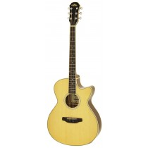 ARIA FET-01STD ELECTRO ACOUSTIC GUITAR IN NATURAL
