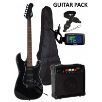 *NEW* TONE GUITARS MEGA PACK - BLACK ON BLACK