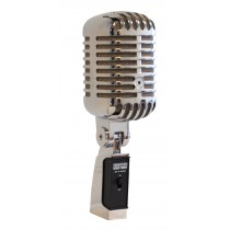 GROOVE FACTORY DYNAMIC MICROPHONE WITH HARDCASE