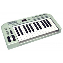 GROOVE FACTORY 25 KEYS USB MIDI CONTROLER