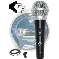 *NEW* GROOVE FACTORY S58 MICROPHONE BLISTER PACK!