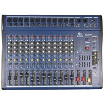 GRF SM SERIES - SM12FX-USB - 12 CHANNEL MIXER