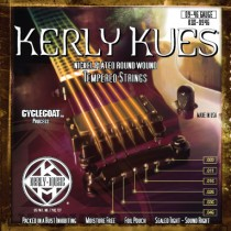 KERLY KUES ELECTRIC GUITAR STRINGS - KQX-0946 - LIGHT-MEDIUM