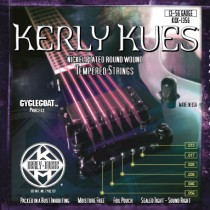 KERLY KUES ELECTRIC GUITAR STRINGS - KQX-1356 - JAZZ HEAVY