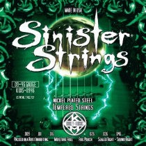 KERLY KUES SINISTER STRINGS - KQXS-0946 - LIGHT-MEDIUM
