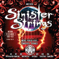 KERLY KUES SINISTER STRINGS - KQXS-1150 - LOW TUNE MEDIUM