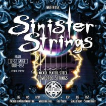 KERLY KUES SINISTER STRINGS - KQXS-1252 - LOW TUNE HEAVY