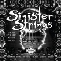 KERLY SINISTER STRINGS - KQXS-1256 - LOW TUNE HEAVY