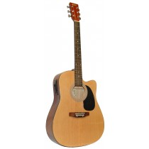 MADERA SP411CE - ELECTRO-ACOUSTIC 41'' GUITAR - NATURAL