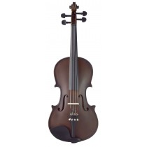 MADERA V3010 4/4 SPRUCE VIOLIN IN CHOCOLATE BROWN MAT
