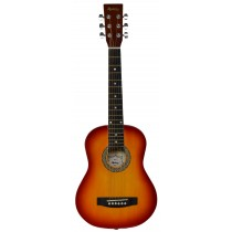 MADERA 32'' KIDS ACOUSTIC GUITAR - CHERRY BURST