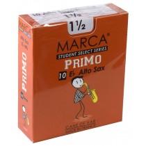 Marca - Alto Saxophone Reeds (Box of 10) - 1 1/2