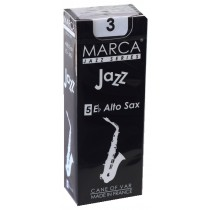 Marca Jazz Series - Alto Saxophone Reeds (Box of 5) - 3