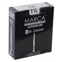 Marca Superieure - Professional Clarinet Reeds (Box of 10) - 1 1/2