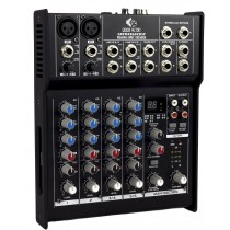 GROOOVE FACTORY 6 CHANNEL MIXER