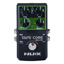 NUX TAPE CORE DELUXE PEDAL - TAPE ECHO