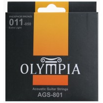 OLYMPIA ACOUSTIC STRINGS 11-50