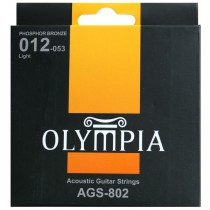 OLYMPIA ACOUSTIC STRINGS 12-53
