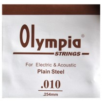 Z/ SINGLE .010 - 1 STRINGS ACOUSTIC or ELECTRIC