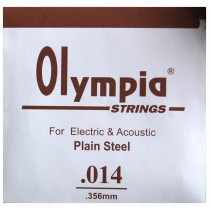 Z/ SINGLE .014 - 1 STRINGS ACOUSTIC or ELECTRIC