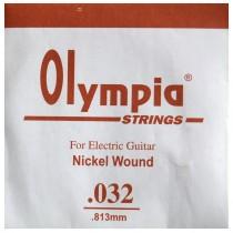 Z/ SINGLE .032 - 1 STRINGS ELECTRIC