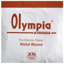 Z/ SINGLE .036 - 1 STRINGS ELECTRIC