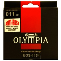 OLYMPIA AN ELECTRIC STRINGS 11-54 COATED PACK