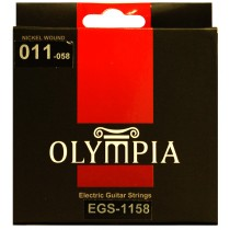 OLYMPIA AN ELECTRIC STRINGS 11-58 PACK