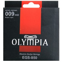 OLYMPIA AN ELECTRIC STRINGS 09-42 PACK