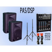 GROOVE FACTORY PA-5DSP