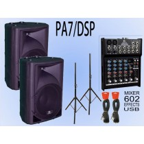 GROOVE FACTORY PA-7DSP