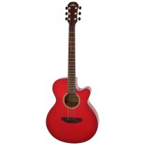 ARIA TG-1 - SEE-THROUGH RED