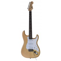 TONE ST9002 ELECTRIC GUITAR - NATURAL 2-TONE