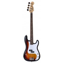TONE PRECISION BASS IN 3 TONE SUNBURST