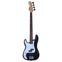 TONE LEFT-HANDED PRECISION BASS IN BLACK