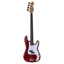 TONE PRECISION BASS IN TRANSPARENT RED