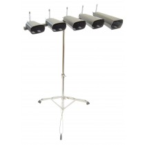 VIPER KIT OF 5 X COWBELL AND STAND