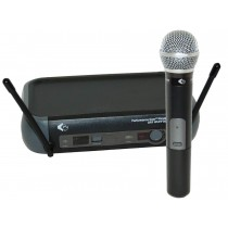 GROOVE FACTORY WUHF3000 WIRELESS MICROPHONE!
